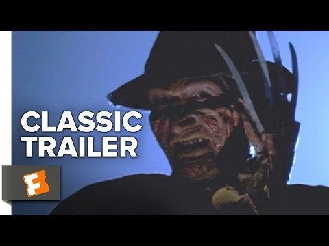 A Nightmare on Elm Street (1984) Official Trailer - Wes Craven, Johnny Depp Horror Movie HD