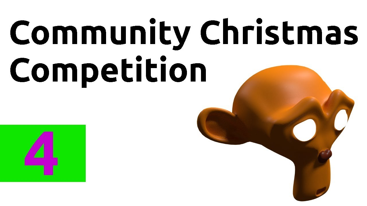 Community Christmas Competition II - Thermal optimization of a monkey head  with OpenFOAM