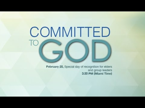 Committed To God