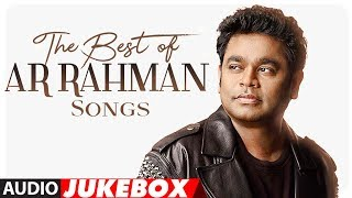 Best Of AR Rahman Songs , #HappyBirthdayARRahman , Audio Jukebox 2018 , Hindi Songs , T Series