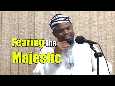 Fearing the Majestic - Okasha Kameny