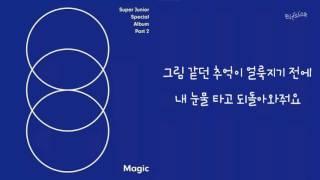 Super Junior - 도로시 (Dorothy) With Lyrics