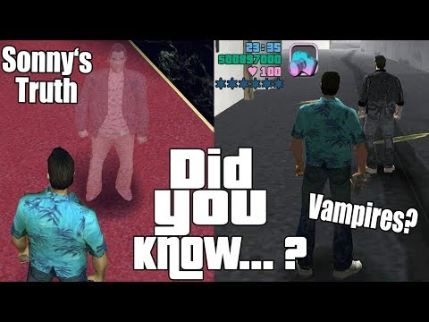 GTA Vice City Easter Eggs and Secrets 5 Facts, Mysteries, Ghosts