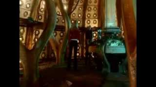 The Ninth Doctor Regenerates Christopher Eccleson to David Tennant Parting of the Ways BBC