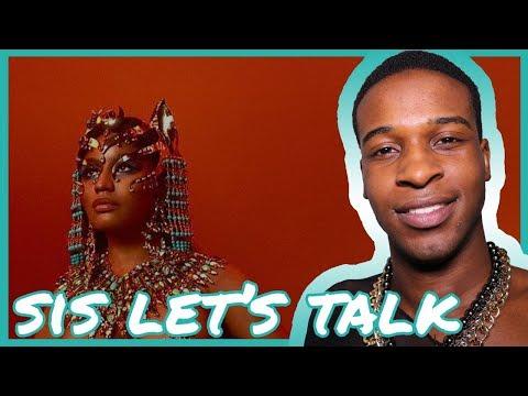 Nicki Minaj's Era & Album Are Identical