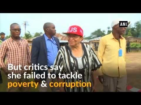Former soccer star George Weah wins Liberia's presidency