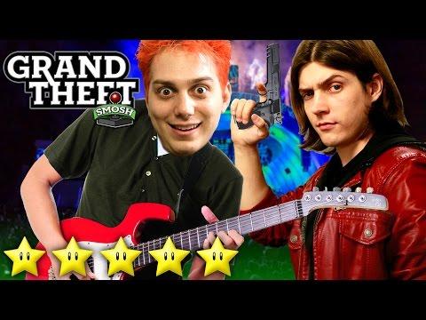 FIVE STAR ROCK STARS (Grand Theft Smosh)
