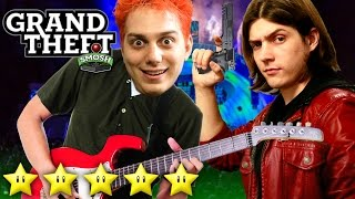 FIVE STAR ROCK STARS (Grand Theft Smosh)