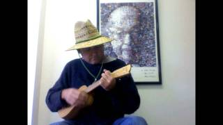 Something  written by George Harrison Played on Ukulele by Art Fernandez