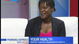 DR.MWANZI: Breastfeeding will actually protect you from cancer   YOUR HEALTH