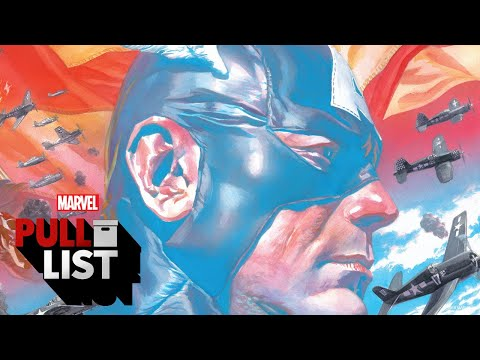 CAPTAIN AMERICA, AVENGERS, and more! | Marvel's The Pull List