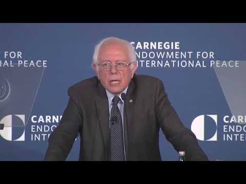 U.S. Senator Bernie Sanders on Threats to Democracy