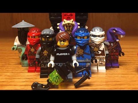 Lego ninjago season 7 minifigures review from ultra - Ninjago saison 7 ...