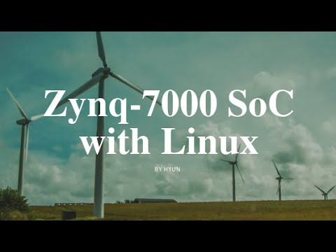 [ Vivado-Based Workshops ] Embedded Linux on Zynq using Vivado (lab2 :  Build and Boot an Image)