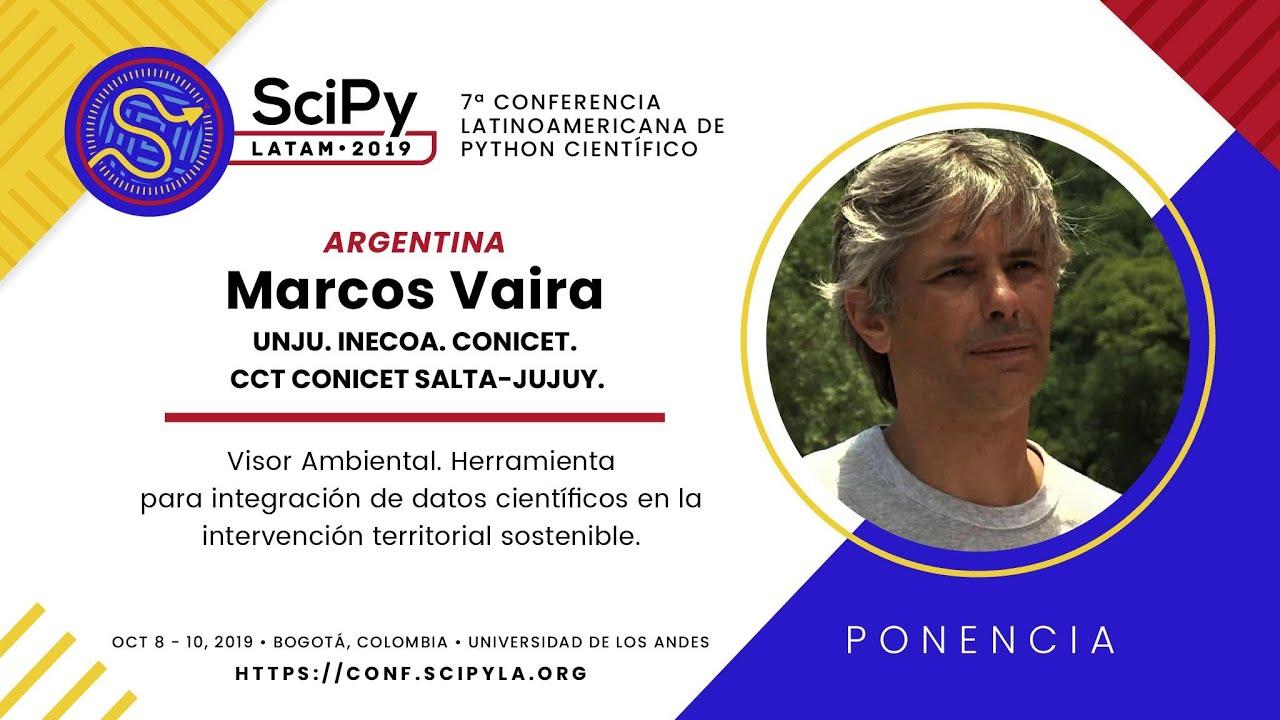 Image from Visor Ambiental. Herramienta para integración de datos científicos en la intervención territorial sostenible.