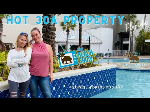 30A Hot Property for 2nd home or rental🏝️Living in Panama City Beach & Beyond!🏖️