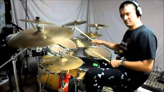 MANOWAR - Hymn of the Immortal Warrior - drum cover