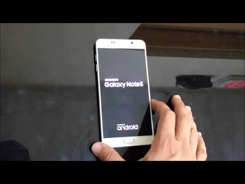 How To Get Samsung Galaxy Note 5 IN & OUT Of Safe Mode