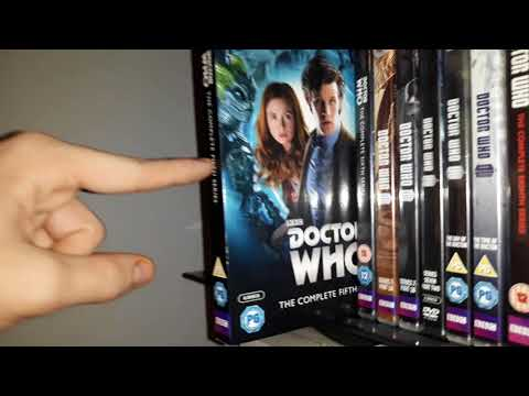 Doctor Who Complete DVD Collection!