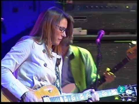 Susan Tedeschi - Blues Cazorla Festival 2009 [02] - Little By Little