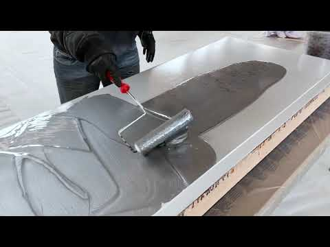 DIY Marble Countertop | Metallic Epoxy | Leggari Products