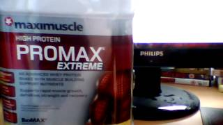 Maximuscle Promax Extreme Review