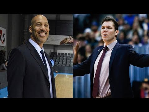 LaVar Ball Now a PROFESSIONAL Basketball Coach; Should Luke Walton Be Nervous?