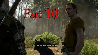 The Witcher 3 Wild Hunt Gameplay Walkthrough Part 10 - (PS4) Missing In Action