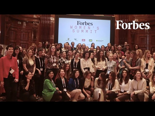 Forbes Women's Summit 2019 – Vienna