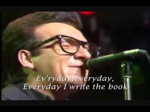 Everyday I Write The Book Lyrics