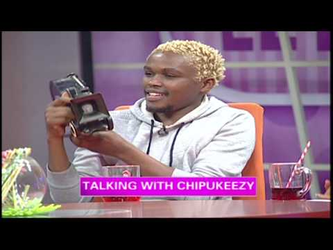 Chipukeezy Wins An Award On Let's Talk