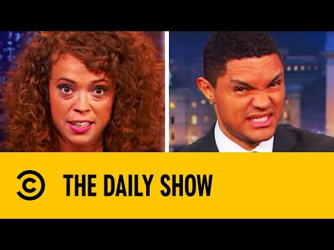 Trevor Wonders Whether White People Can Be Black | The Daily Show