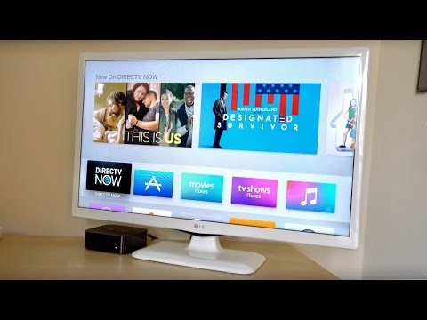 Hands-on with DirecTV Now for Apple TV