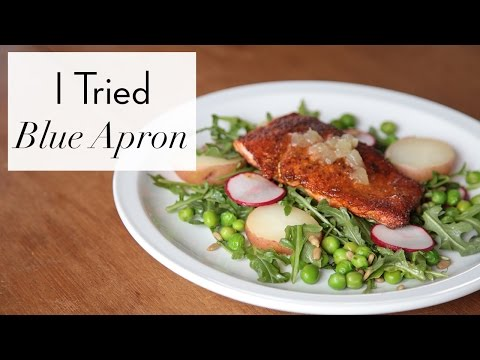 Chef Tries Blue Apron [REVIEW] | Food | Theodore Leaf