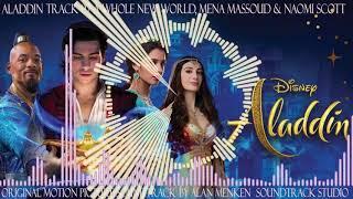 Aladdin, 07, A Whole New World, Mena Massoud & Naomi Scott