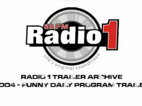Radio 1 Rhodes - Funny Trailer Jingle 2004