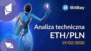 Analiza techniczna Ethereum - ETH/PLN na 19/02/2020 - BitBay + coś specjalnego :)