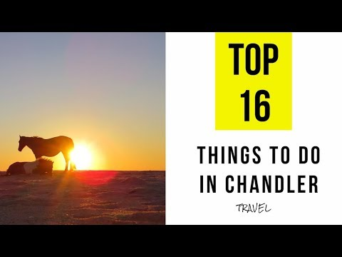 Attractions & Things to Do in Chandler, Arizona. TOP 16