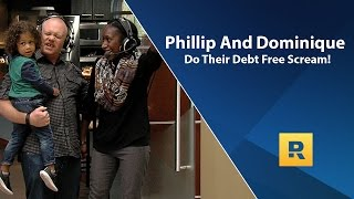 Phillip and Dominique's Debt Free Scream! Paid off $92,000 in 2 Years.