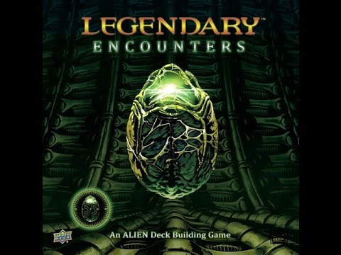 Legendary Encounters: An Alien Deck Building Game review - Board Game Brawl