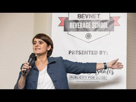 BevNET Winter 2017  Beverage School - The New Marketing Playbook  With Vivian Rhoads