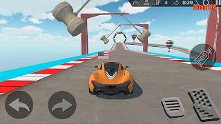 Mega Ramps - Ultimate Races Car Stunts 3D #7 - Android Gameplay screenshot 4