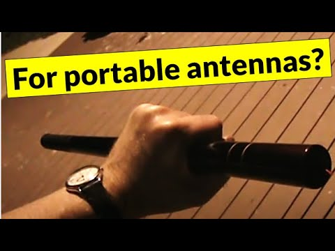 Compact Telescoping Poles: How Good For Portable Antennas?
