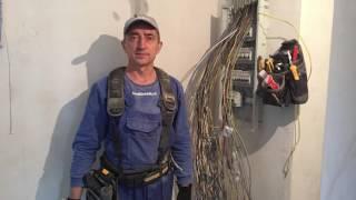 электромонтажные работы в квартире(, 2017-05-10T15:05:41.000Z)