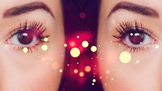 How To Apply Younique 3D Fiberlash Mascara | Keep Stubborn Straight Lashes Curled All Day Thumbnail