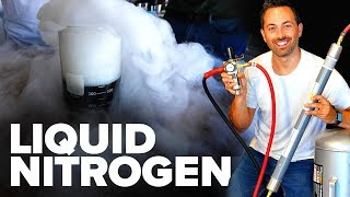 making-liquid-nitrogen-from-scratch