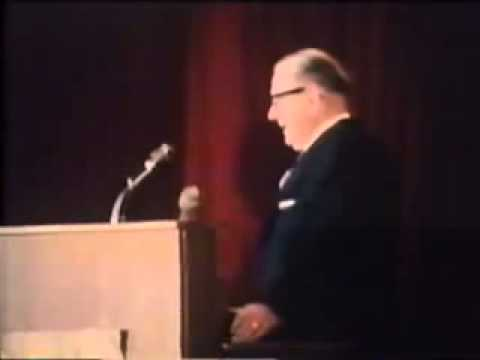Best way to PRAY (Go to 30 min) by   Norman Vincent Peale Classic keynote