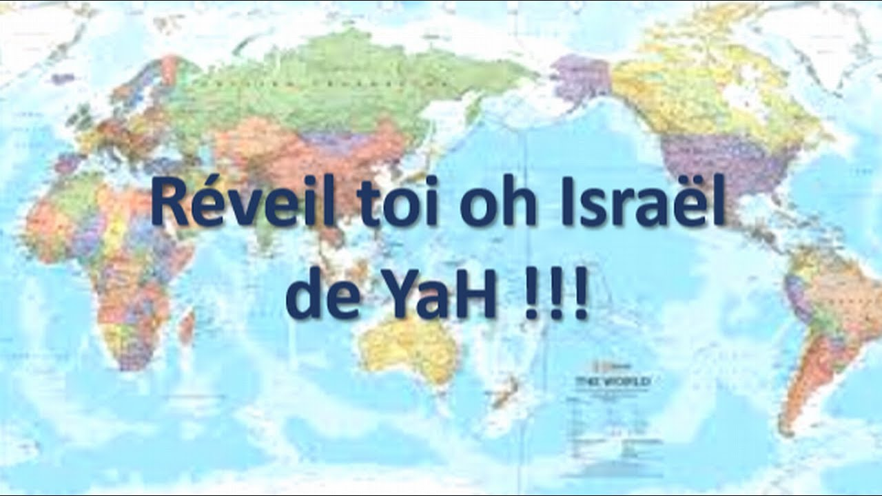 Les vrais Israelites de YHVH Partie 2