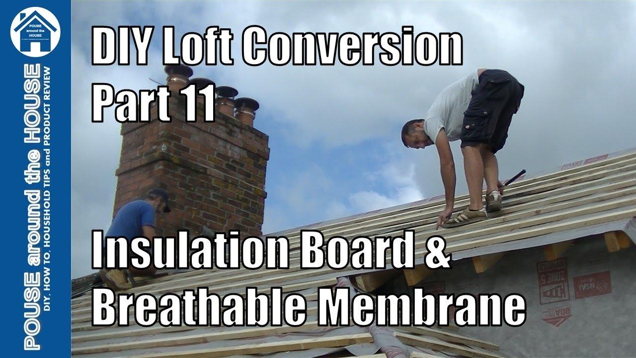 Loft Conversion Part 11