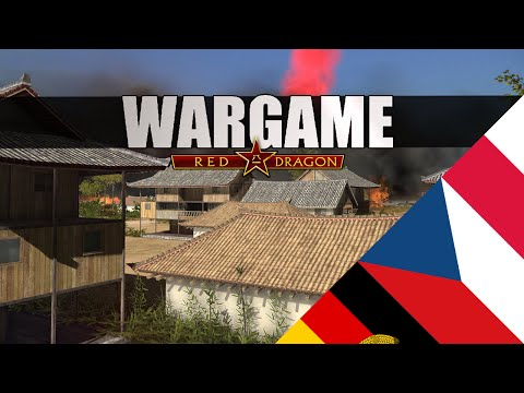 Wargame: Red Dragon Gameplay #40: FormoStR '40